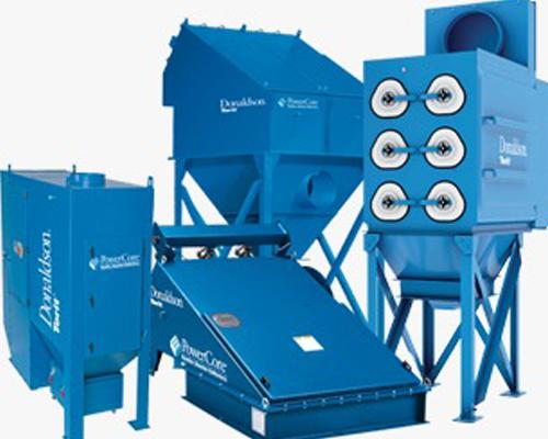 equipo filtracion aire industrial guanajuato